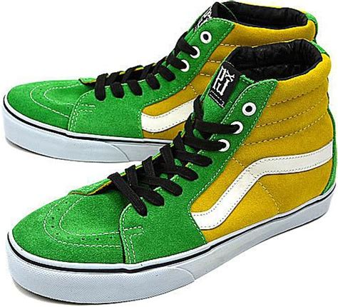 Vans Sk8hi Pearl Jam Wafle Icc by Vans Shoes Limited Editions And Classic Sneakers