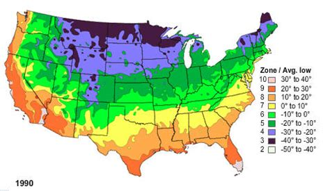 usa climate zone map nacse