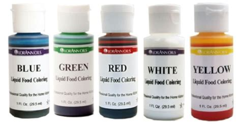 white food coloring lorann flavoring oils you the
