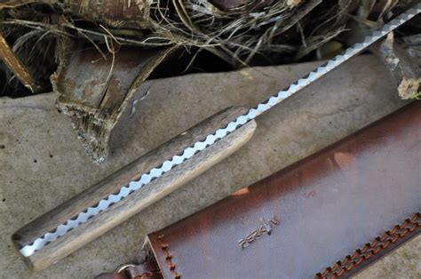 Handmade Bushcraft Knives Uk - handmade bushcraft knife fabulous workmanship perkin