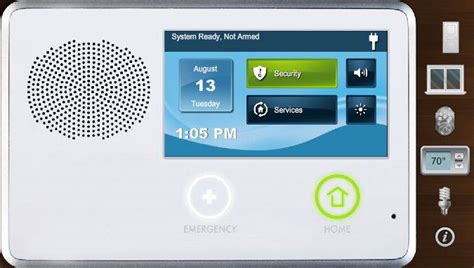 alarm home automation and surveillance installation in