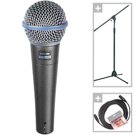 Mic Sure Beta58a shure beta 58a set 171 microphone