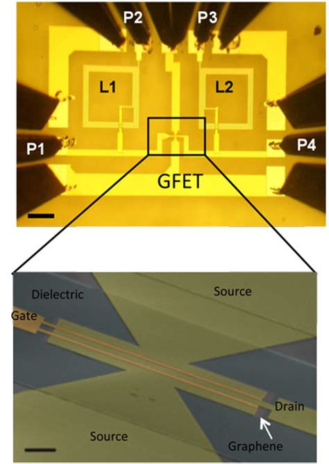 design of integrated circuit for optical communication scientists build wafer scale graphene integrated circuit