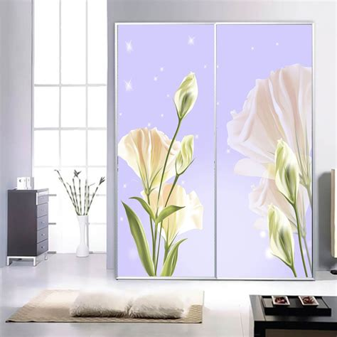 Sliding Glass Door Privacy Custom Closet With Decorative Stain 2017 2018 Best Cars Reviews