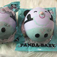 Squishy Licensed Panda Swissroll Original Promo jual squishy egg murah dan terlengkap