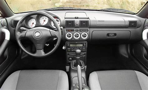 Mr2 Spyder Interior by Car And Driver