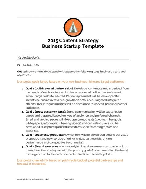 3 2 1 strategy template content strategy template for startups in 2017