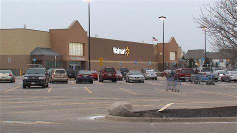walmart parking lot woman thankful she was not injured in walmart parking lot