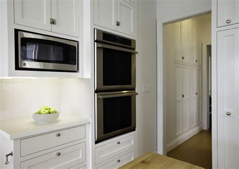 What Is The Cabinet Depth Where The Microwave Is Located