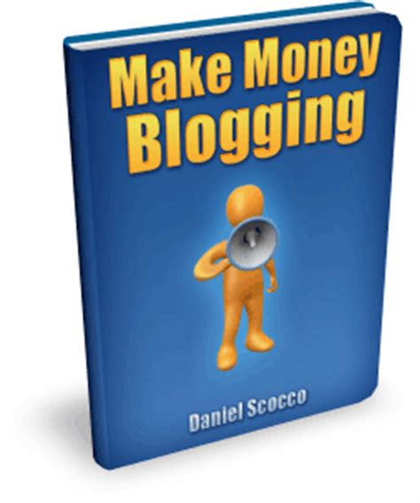 Free Ebook On How To Make Money Online - kick start with blogging and making money online free ebook