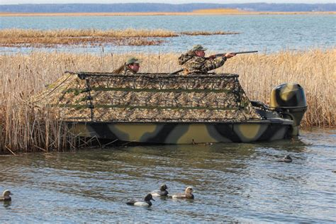 beavertail waterfowl boats great boats and mud motors for waterfowlers next season wi