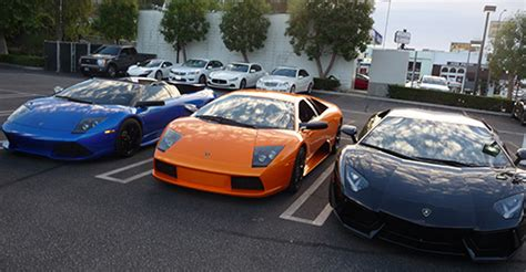 Lamborghini Southern California Lamborghini Los Angeles Celebrates Monterey Car Week