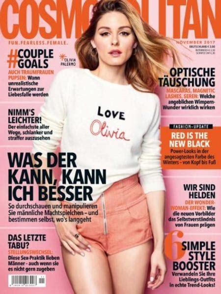 cosmopolitan germany november