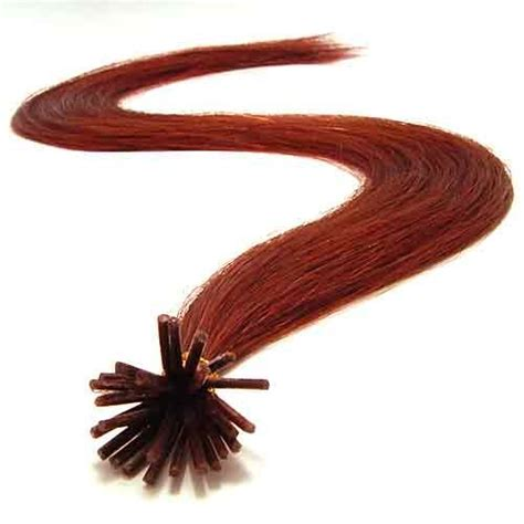 pre bonded i tip for micro links the hair extension boutique 25 strands micro ring links locks beads straight keratin