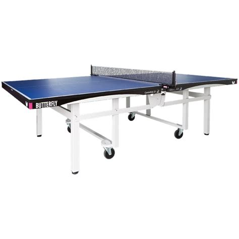 Meja Pimpong butterfly table tennis centrefold 25 table ittf approved