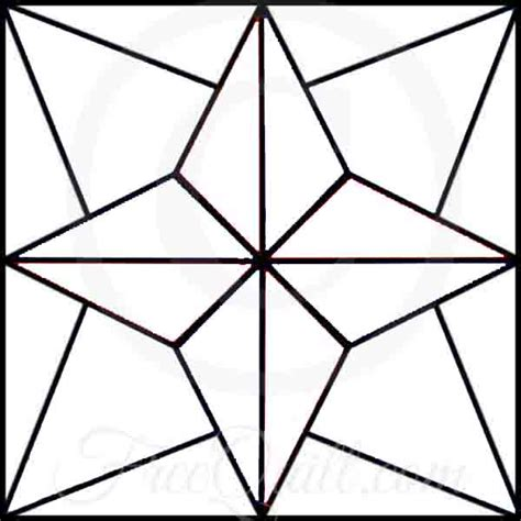 printable quilt block patterns blazing star quilt block patterns to print