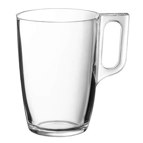 Glass Coffee Cup voluto glass coffee cups 11oz 320ml