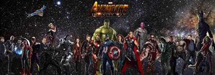 Infinity War 1 Infinity War Image Marvel Dc Fan Club Mod Db