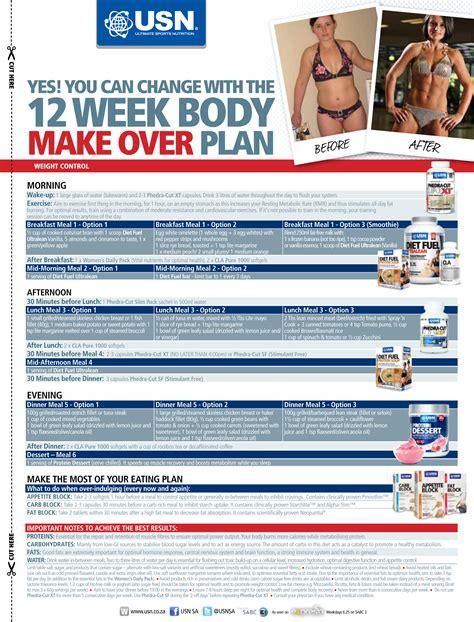 usn challenge plan usn lifestylechallenges