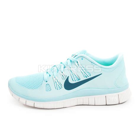 Womens nike free run 5.0 mint green