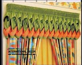 orange curtain valance october 2014 curtain designs
