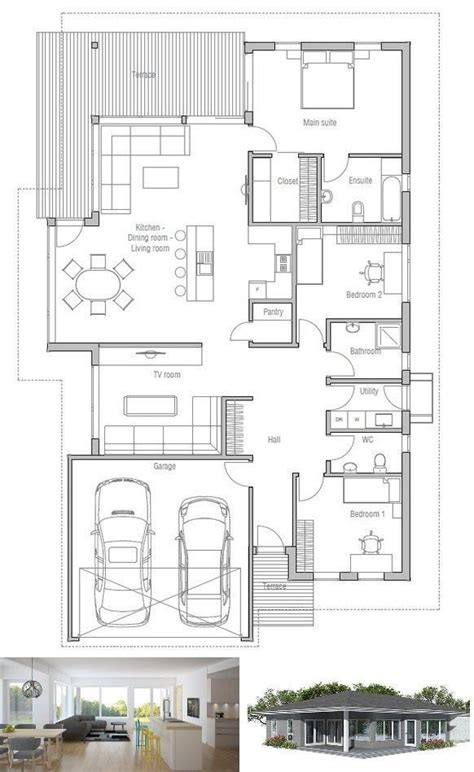 narrow lot plans modern narrow lot house plans inspirational modern house plans narrow lot modern house new
