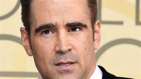 the key to colin farrell s excellent fade haircut