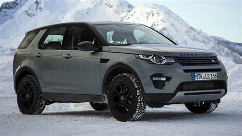 black land rover with black land rover discovery sport black image 103