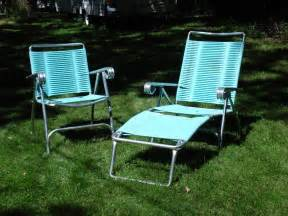 Retro lawn chair and lounge erik g warner