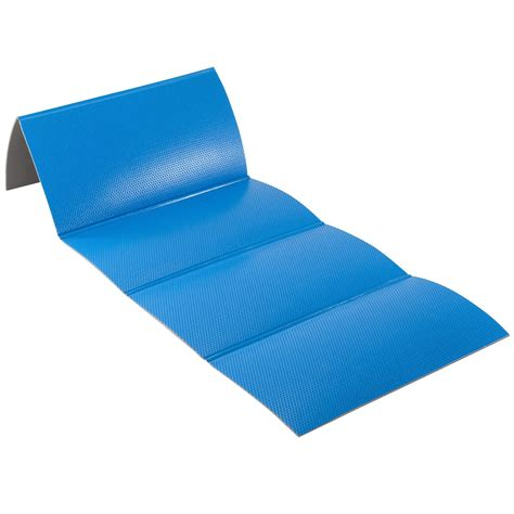 Tapis De Gymnastique Decathlon by Tapis De Pliable 520 Bleu Domyos By Decathlon