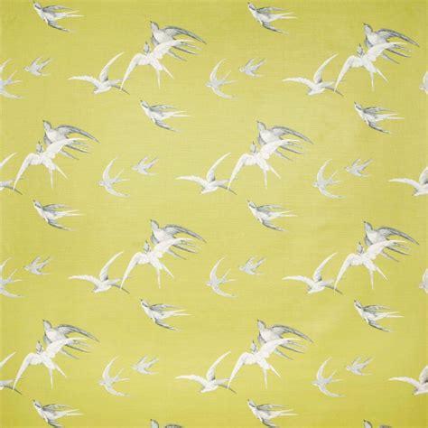 sanderson wallpaper classic collection swallows wallpaper lime dviwsw101 sanderson vintage