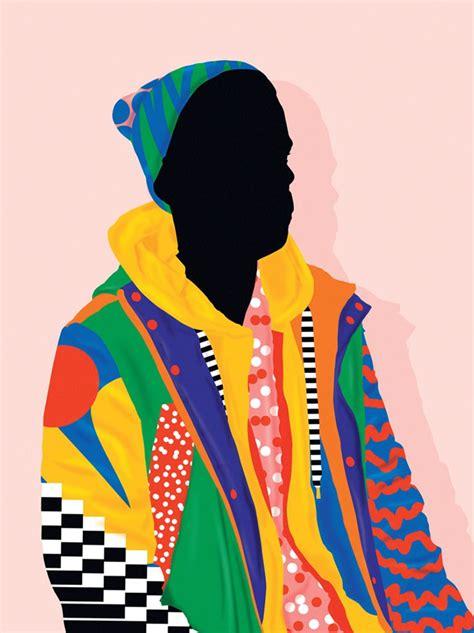 z pattern graphic design karan singh op art minimalism patternbank