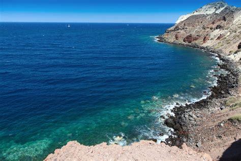 vacanze santorini guida santorini spiagge e mare