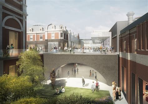 museum of london launches design competition for smithfield move the new museum of london will look like this londonist