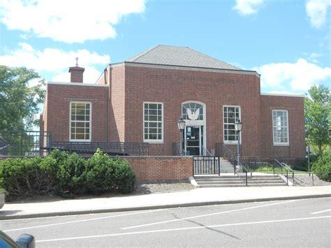 Hayward Post Office by Berlin Wisconsin Post Office Post Office Freak