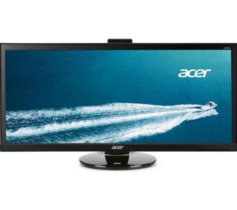 Monitor Komputer Led Acer acer cb280hkbmjdppr ultra hd 28 quot led monitor with mhl deals pc world