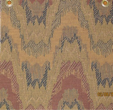 flame stitch upholstery fabric 6001 historic flame stitch sandstone primitive keepings