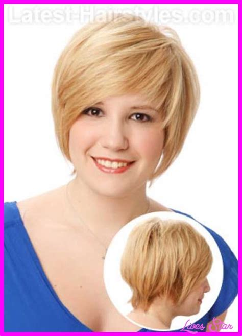 hairstyle photos for heavy women over 40 best haircuts for overweight women best short haircuts
