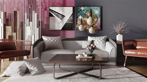 colorful living room colorful living room render is a tale of two halves