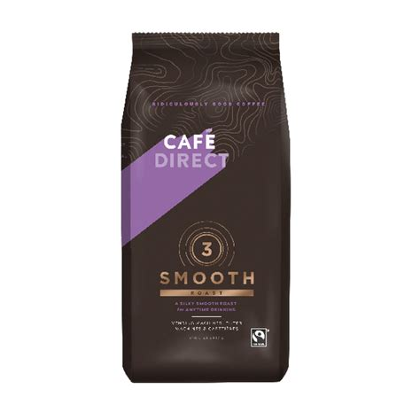 Cafedirect Special Instant Fairtrade On The Go by Cafedirect Smooth Coffee 750g Tw12002