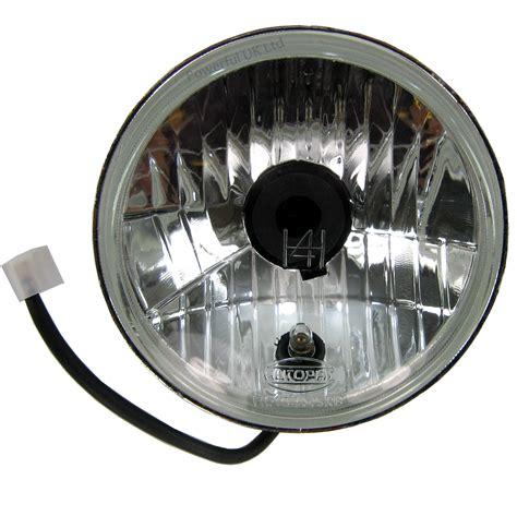 Reflektor Jute Led Crome Headl halogen headlight upgrade kit 5 75 quot l 5 3