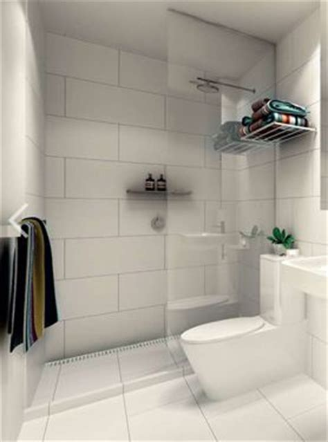 large white tiles grey grout bathrooms