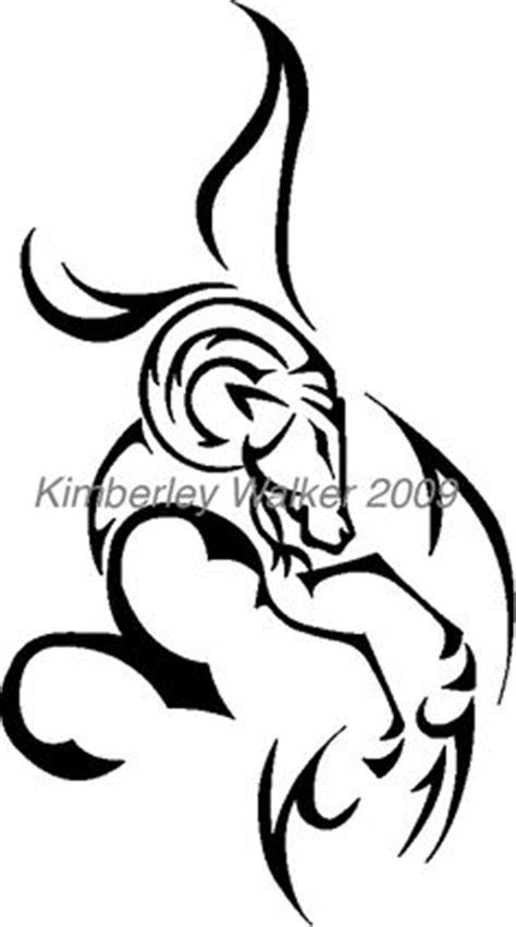 tribal taurus and aries design 1000 images about zodiac on zodiac tattoos