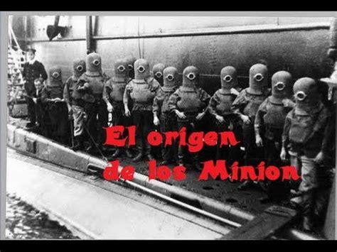 imagenes minions de terror la leyenda del origen de los minion desmentida youtube