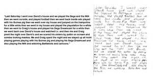 4th Grade Essay Sample 15 Best Images Of Handwriting Cursive Writing Worksheets