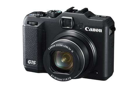Kamera Canon X3 canon powershot g15 digitalkamera test 2018