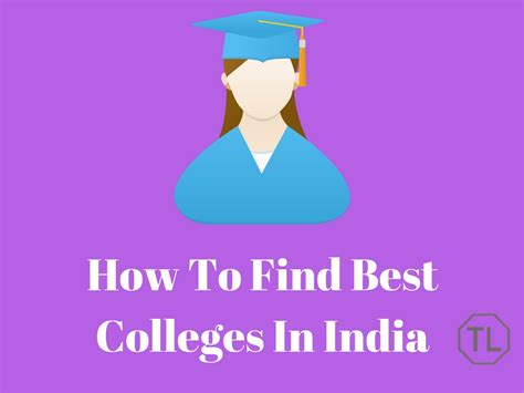 Find In India How To Find Best Colleges In India