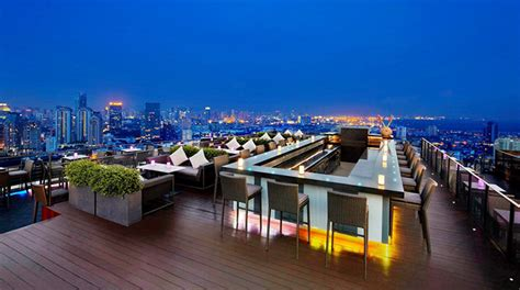 bangkok top rooftop bars bangkok romantic rooftop bars for people from macau 2016