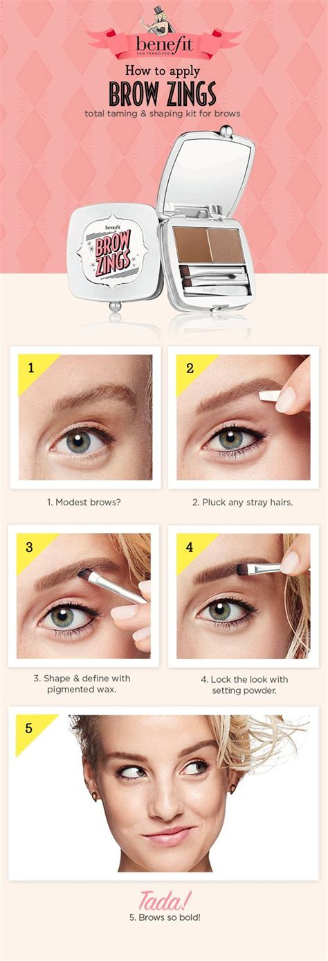 The One Eyebrow Kit 253 best how tos images on hacks