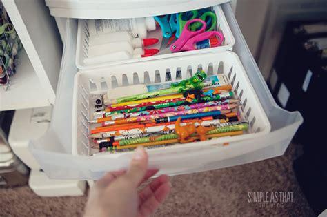 kid craft supplies simple ways to organize craft supplies